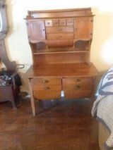 Antique Possum Belly Cabinet in CyFair, Texas