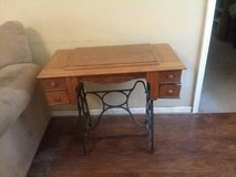 Antique Sewing Machine Cabinet in CyFair, Texas