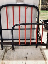 Antique Bed Frame in Alamogordo, New Mexico