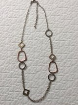 Chico's long necklace in Plainfield, Illinois