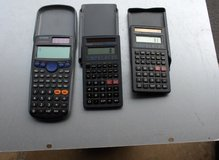 YOUR CHOICEOF CASIO CALCULATORS in Batavia, Illinois