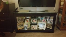 Glass TV Stand in Hemet, California