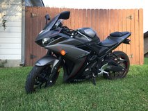 Yamaha YZF R3 2016 in Kingwood, Texas