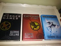 Hunger Games books in The Woodlands, Texas