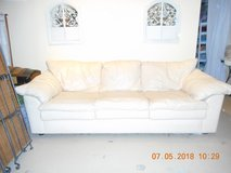 Mrs Nancy Brewer - Leather Couch in DeKalb, Illinois