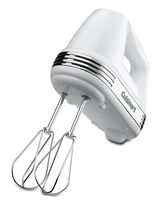 Cuisinart HM-50 Power Advantage 5-Speed Hand Mixer, White in Lancaster, Pennsylvania