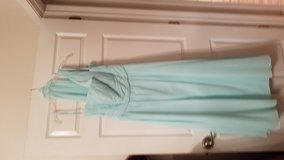 Formal dress in Fort Polk, Louisiana