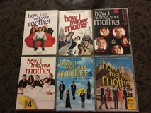 How I Met Your Mother DVD Seasons in Plainfield, Illinois