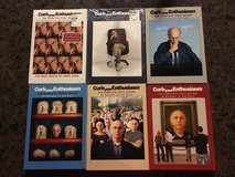 Curb Your Enthusiasm DVD Seasons in Plainfield, Illinois