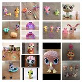 Littlest Pet Shop Lot in Yucca Valley, California