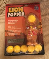 Lion Popper in Joliet, Illinois