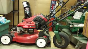 Toro personal pace Recycler mower in Bartlett, Illinois