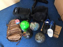 Bowling Balls & Bags, Shoes in Grafenwoehr, GE