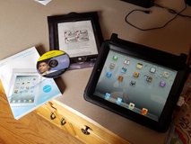 16 GB iPad with Otter Cover/Stand, Pillow Case, Waterproof Bag and CD in Aurora, Illinois