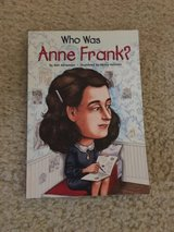 Who Was Anne Frank book? in Camp Lejeune, North Carolina