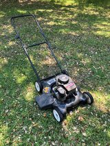 "20"" gas push mower in Tomball, Texas"