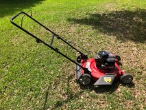"22"" Yard Machine Mower in Tomball, Texas"