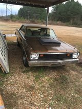 1978 Plymouth scamp in Fort Polk, Louisiana