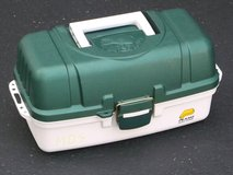 CLEAN Plano Tackle Box 3-Tray Fishing Systems model 6103 in Plainfield, Illinois