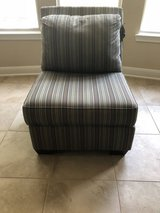 ARMLESS ACCENT CHAIR by ASHLEY FURNITURE in Liberty, Texas