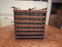 Antique Humpty Dumpty Egg Crate in Brookfield, Wisconsin