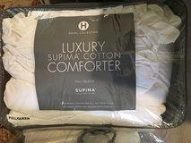 Extra long twin comforter in Oceanside, California