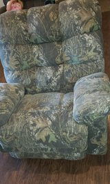 Camouflage Recliner in Dothan, Alabama