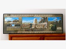 """Star Wars Battle Droids Panoramic Poster in 12x36"""" Picture Frame + Glass in Westmont, Illinois"""