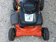 Husqvarna push mower in Camp Lejeune, North Carolina
