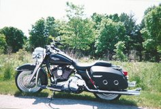 1999 Harley Davidson Road King Classic in Westmont, Illinois