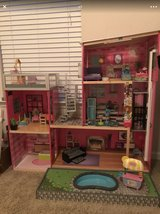dollhouse in Fort Bliss, Texas