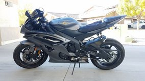 2016 Yamaha R6 in Camp Pendleton, California