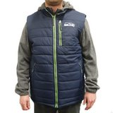 SEATTLE SEAHAWKS - NFL Men's Double Track Jacket & Vest (M - XXL) *** NEW *** in Tacoma, Washington