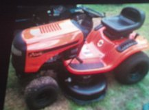 Areins 42in riding mower in Warner Robins, Georgia