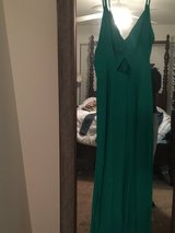 Green Jumpsuit never worn in Hampton, Virginia