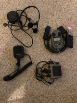 Communication gear in Cherry Point, North Carolina