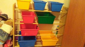 Toy Organizer in Sandwich, Illinois