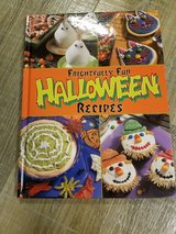 Halloween cook book in Okinawa, Japan