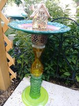 Upcycled Garden Decor in Naperville, Illinois