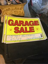 garage sale in Pearland, Texas