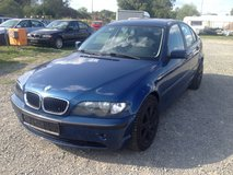 2002 BMW 318 i , MANUAL , NEW INSPECTION !!! in Ramstein, Germany