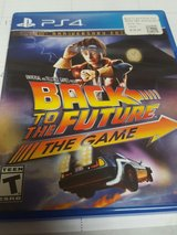 Back to the Future The Game 30th Anniversary Edition PS4 in Fort Campbell, Kentucky