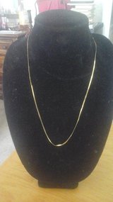 14k gold necklace in Hinesville, Georgia