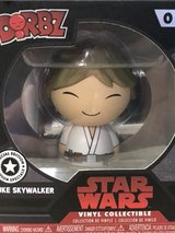 Funko Dorbz Limited Edition Star Wars Luke Skywalker in Camp Pendleton, California