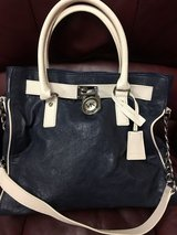 Michael Kors Handbag (Blue) in Chicago, Illinois