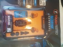 Authentic Tough Tested Marine Earbuds in Fairfield, California