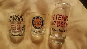 Shot glasses in Kingwood, Texas