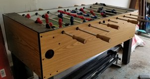 Foosball Table in Wheaton, Illinois