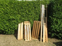 wooden boards etc. for the hobby wood worker in Ramstein, Germany