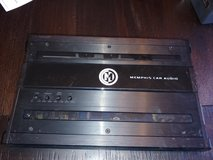 Memphis Audio 16-PR1x600 amplifier in Warner Robins, Georgia